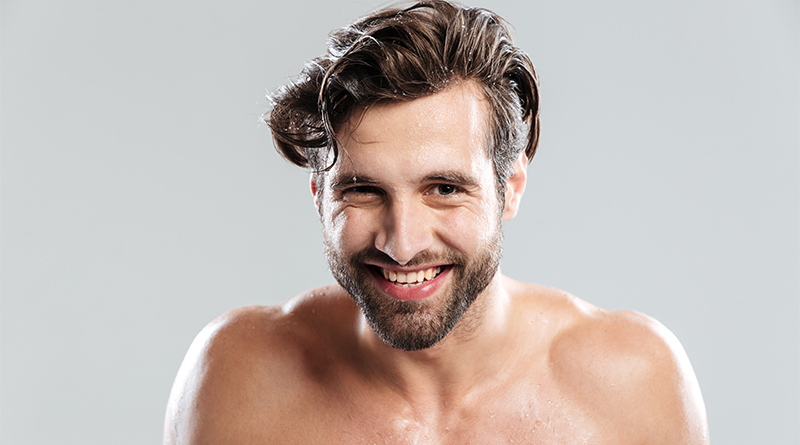 How to make men's face glow naturally