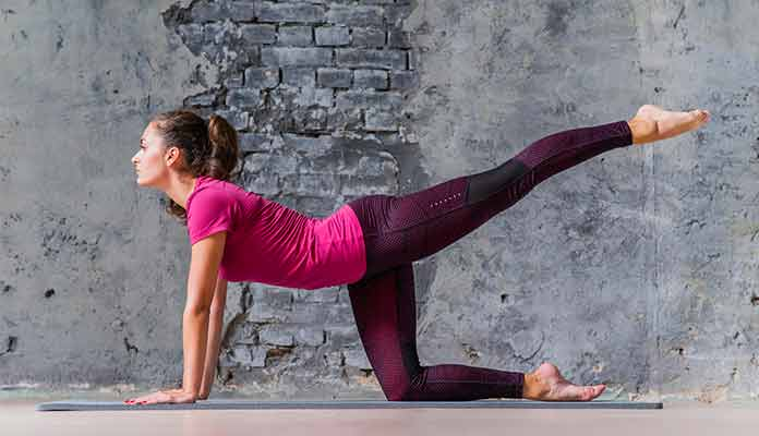 Floor Exercises for Glutes