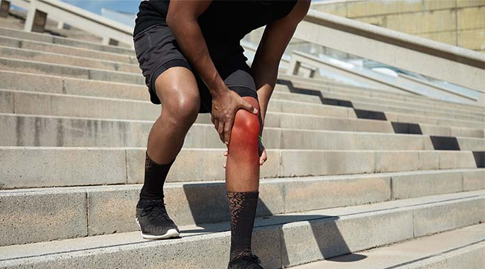 Is Climbing stairs bad for knees?
