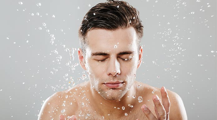 How many times to wash face for oily skin